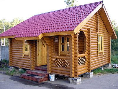 500 X 375 63.2 Kb Строительство деревянных домов и бань ( фото)