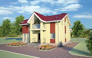 1024 X 640 780.9 Kb Проекты уютных загородных домов
