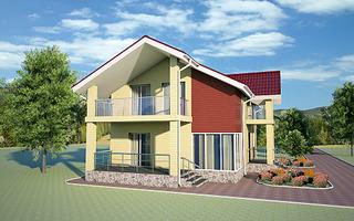 1024 X 640 774.8 Kb 1024 X 640 780.9 Kb Проекты уютных загородных домов