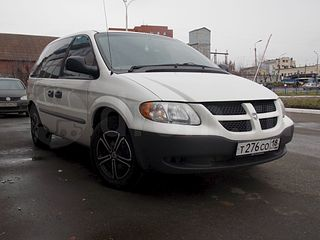 1024 X 768 78.1 Kb Dodge Caravan 2002 г.