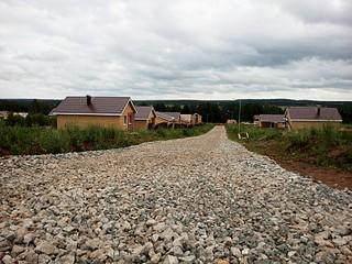 1920 X 1440 887.6 Kb 'Зеленодолье' загородный поселок по Сарапульскому тракту