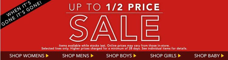 752 x 199 Вторник 20,00 АМЕРИКА H&M Sale и 6pm. до 20,06 NEXT Англия ПРЕДЗАКАЗ -25%.