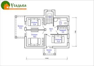 990 X 700 195.5 Kb 990 X 700 207.3 Kb Проекты уютных загородных домов