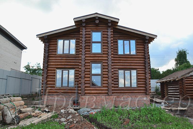 1000 X 667 307.7 Kb Отделка деревянных домов и бань.Шлифовка!покраска!конопатка! Герметизация 'теплый шов