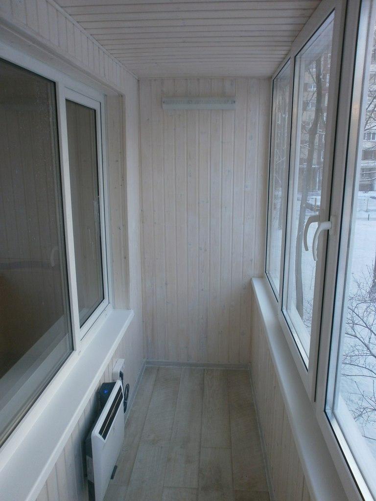 Остеклить балкон мастер. - галерея работ балконов под ключ -.