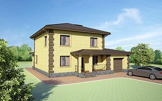 1920 X 1200 954.6 Kb Проекты уютных загородных домов