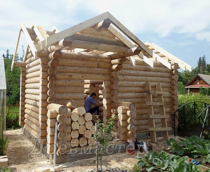 950 X 776 360.8 Kb Строительство деревянных домов и бань ( фото)