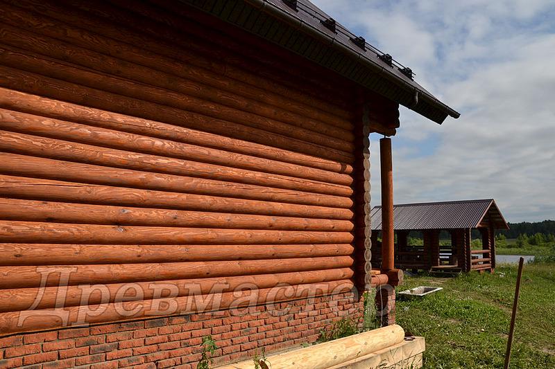 1100 X 733 228.9 Kb Шлифовка,покраска,конопатка, герметизация деревянных домов и бань.