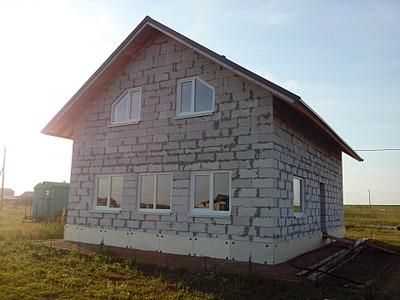 1920 X 1440 504.6 Kb Хроника строительства дома
