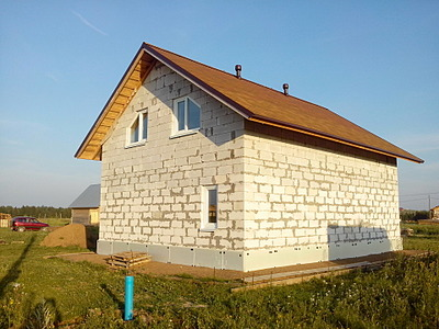 1920 X 1440 734.7 Kb 1920 X 1440 504.6 Kb Хроника строительства дома
