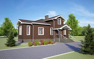 1920 X 1200 1022.0 Kb Проекты уютных загородных домов