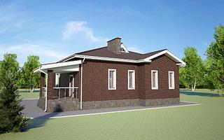 1920 X 1200 927.9 Kb Проекты уютных загородных домов