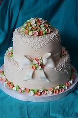 1920 X 2880 328.0 Kb Свадебный торт!