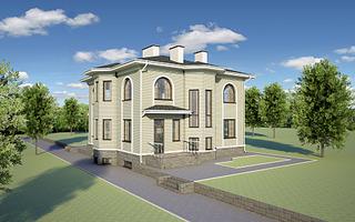 1920 X 1200 943.5 Kb Проекты уютных загородных домов