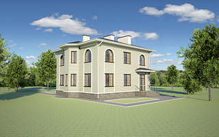 1920 X 1200 958.7 Kb Проекты уютных загородных домов