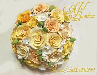1132 X 876 641.7 Kb цветы из холодного фарфора