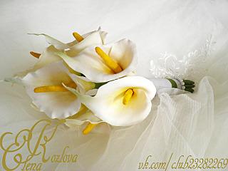 1280 X 960 870.0 Kb 1008 X 808 506.2 Kb 1132 X 876 641.7 Kb цветы из холодного фарфора