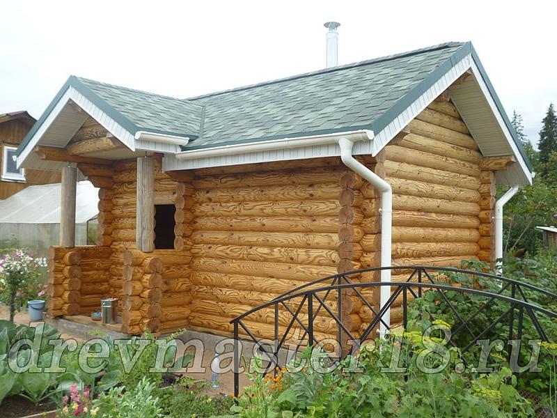 900 X 675 186.8 Kb Строительство деревянных домов и бань ( фото)