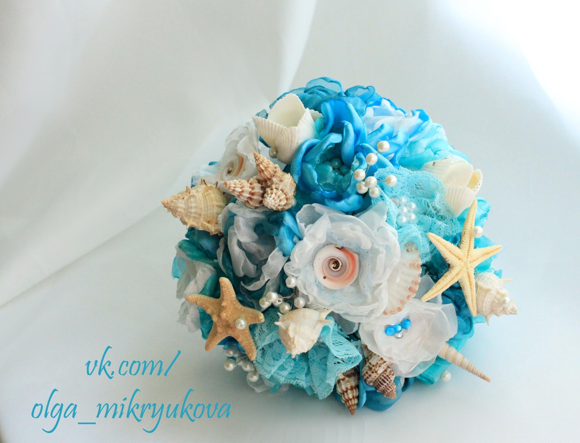 Цветы нарцисс, морские букеты для невесты фото 2015