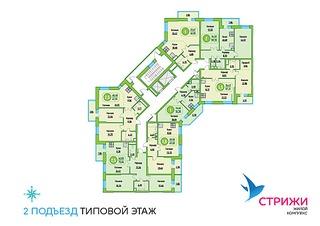 1207 X 853  66.5 Kb 1202 X 855  67.0 Kb Микрорайон 'Тишино'/Жилой комплекс 'Стрижи'. Первый дом.