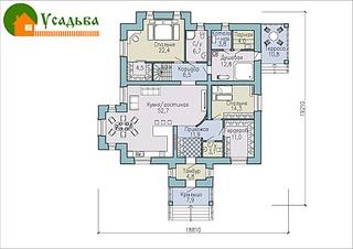 990 X 700 208.5 Kb Проекты уютных загородных домов
