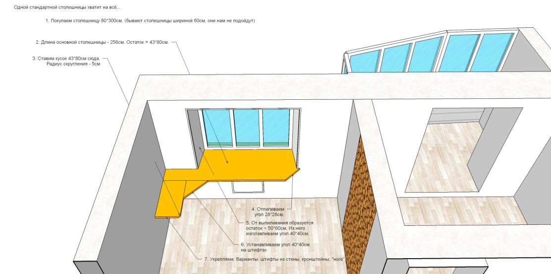 Программа для технического дизайна квартиры.