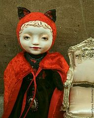 420 X 526 52.9 Kb Авторские куклы и мишки Тедди Симуковой Татьяны и др.мастериц.