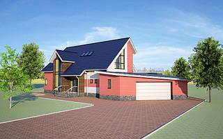 1920 X 1200 906.6 Kb Проекты уютных загородных домов