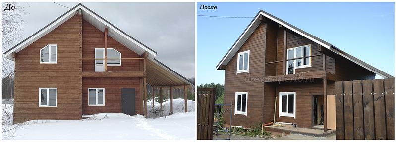 1500 X 541 346.7 Kb Шлифовка,покраска,конопатка, герметизация деревянных домов и бань.