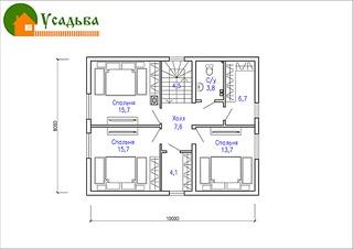 990 X 700 185.8 Kb 990 X 700 208.0 Kb Проекты уютных загородных домов