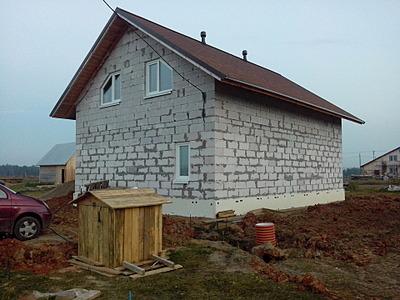 1920 X 1440 726.9 Kb Хроника строительства дома