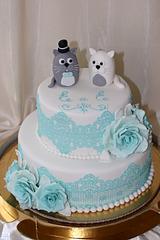 1920 X 2880 833.0 Kb Свадебный торт!