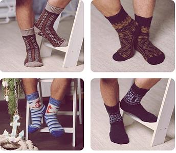 482 X 420 268.3 Kb Теплые носочки как у бабушки.