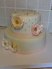 720 X 960 169.4 Kb Свадебный торт!