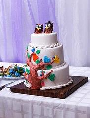 615 X 807  76.9 Kb Свадебный торт!