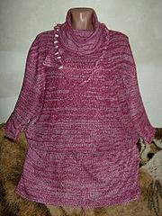 1664 X 2218 670.9 Kb Оригинальная вязаная одежда ручной работы. ФОТО наших работ