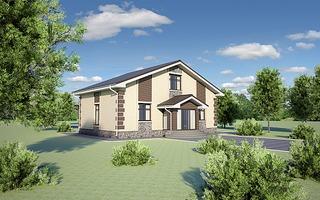 1120 X 700 999.6 Kb Проекты уютных загородных домов