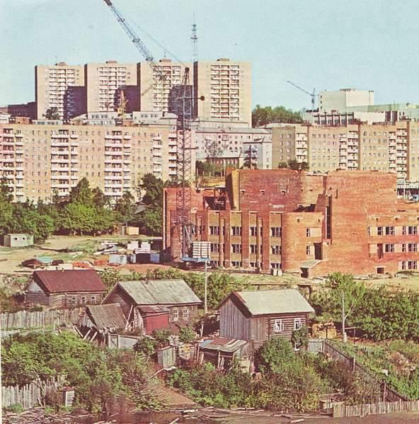 1664 X 1684 404.1 Kb Как жил и развивался Ижевск