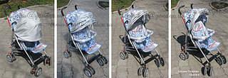 1741 X 600 282.5 Kb ТЮНИНГ детских колясок и санок, стульчиков для кормления. НОВИНКА Матрасик-медвежонок