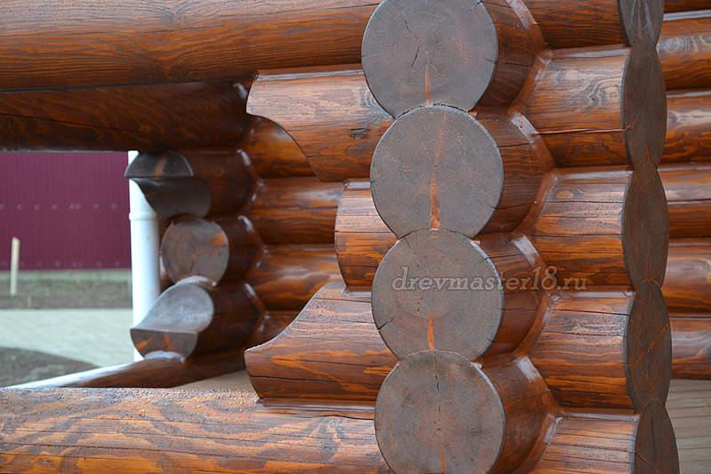 1000 X 667 280.2 Kb Шлифовка, покраска, конопатка, герметизация деревянных домов и бань от профессионалов