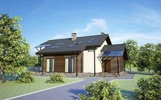 1120 X 700 899.8 Kb Проекты уютных загородных домов