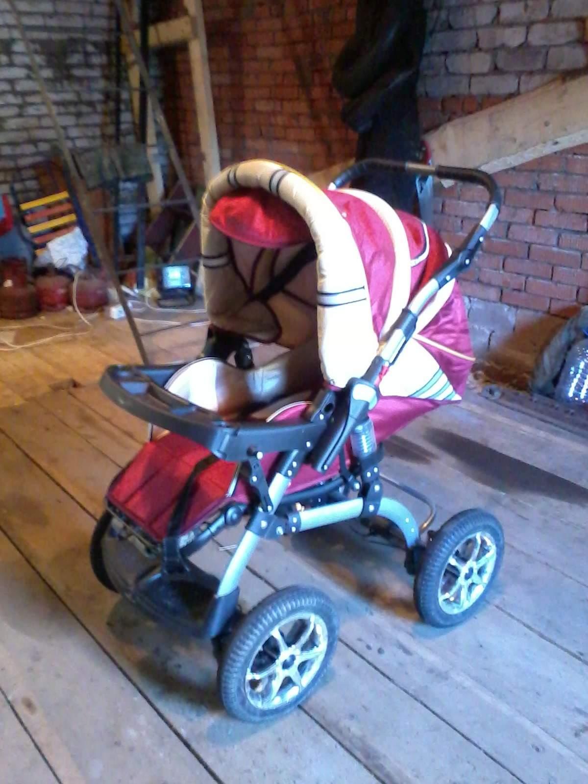 коляска верди марк инструкция