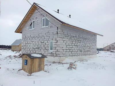 1920 X 1440 475.6 Kb Хроника строительства дома