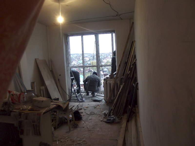 Ремонт квартир (фото) : строительные услуги - предложение.