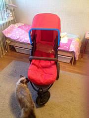 1920 X 2560 481.0 Kb ТЮНИНГ детских колясок и санок, стульчиков для кормления. НОВИНКА Матрасик-медвежонок