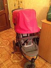 1920 X 2560 494.8 Kb 1920 X 2560 481.0 Kb ТЮНИНГ детских колясок и санок, стульчиков для кормления. НОВИНКА Матрасик-медвежонок