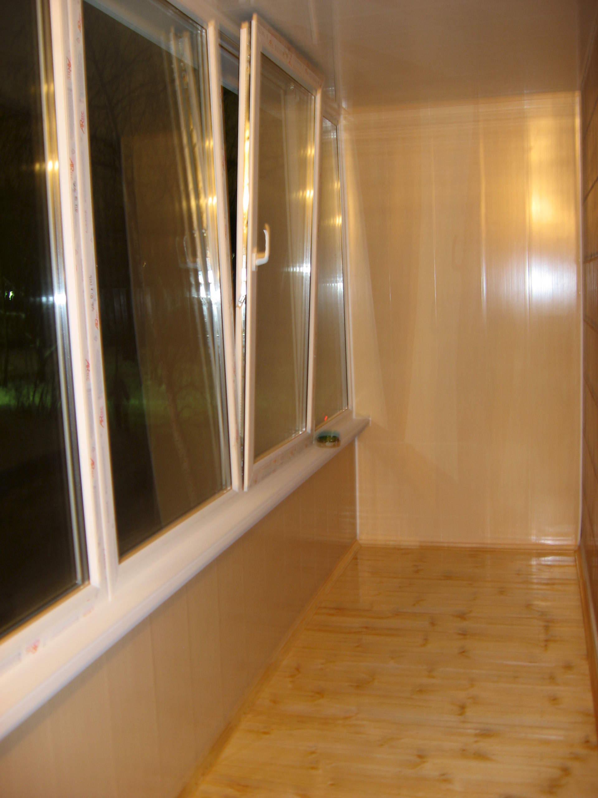 Ремонт под ключ пластиковые окна, балконы, лоджии под ключ. .