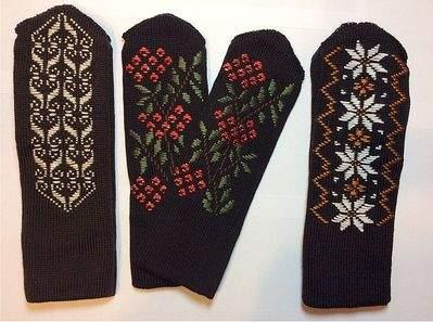 798 X 594 95.2 Kb 798 X 596 97.5 Kb Варежки с ручной вышивкой. Красивые, теплые, качественные.