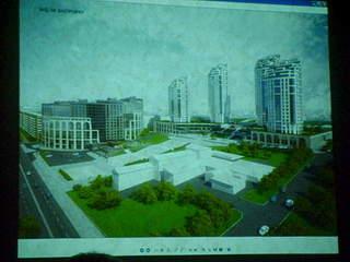 1920 X 1440 206.6 Kb Новое здание Комоса - Колизей + первый небоскреб в Ижевске