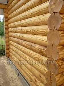 600 X 800 259.4 Kb Шлифовка, покраска, конопатка, герметизация деревянных домов и бань от профессионалов